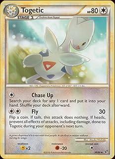 Pokemon - Togetic (39/90) - HS Undaunted