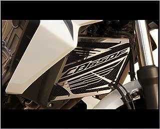 cache radiateur//grille de radiateur inox poli CB1000R 20082017 design /«/Wing//»
