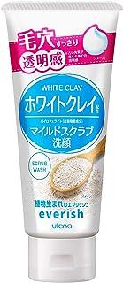 Utena Everish Scrub Wash, White Clay extract, 120g