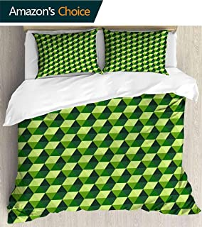 PikaQ Soft and Comfortable Pattern Quilt Cover,Quilt Cover 86