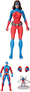 Entertainment Earth DC Icons Atomica Deluxe Action Figure 3 Pack