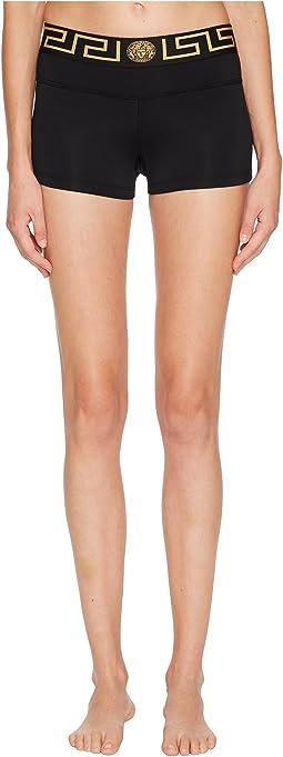 Versace - Active Elastic Medusa Shorts