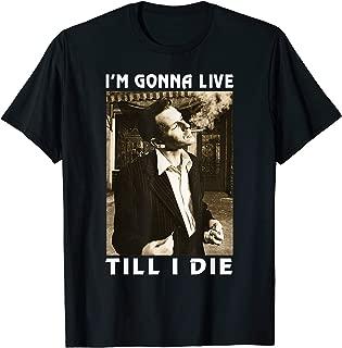 Frank Sinatra Classic Singer T Shirt