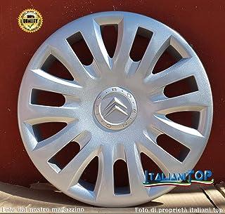 1 COPRICERCHIO BORCHIA CODICE 5910//6 Diametro 16 Prodotto Nuovo Generico Opel Corsa Uno
