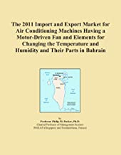 The 2011 Import and Export Market for Air Conditioning Machines Having a Motor-Driven Fan and Elements for Changing the Temperature and Humidity and Their Parts in Bahrain
