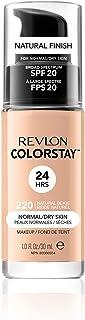 Revlon ColorStay Makeup Foundation for Normal/Dry Skin 30ml, 220 Natural Beige, Pack Of 1