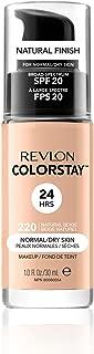 Revlon ColorStay Makeup, Normal/Dry Skin, Natural Beige 220, 1 Ounce,(Pack of 2)