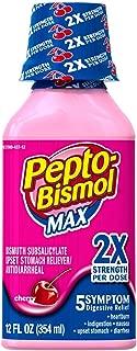 Pepto-Bismol Max Strength Liquid-Cherry-12oz