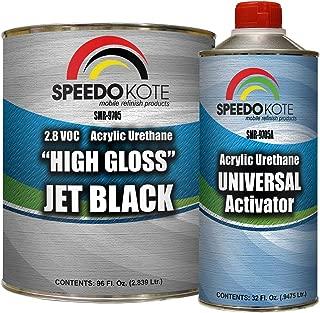 Best automotive gloss black paint Reviews