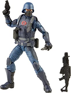 G.I. Joe Classified Series Cobra Infantry Action Figure 24 Collectible Premium Toy with Accessories 6-Inch Scale with Custom Package Art