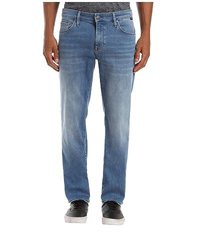 Mavi Jeans Marcus Slim Straight Leg in Light Supermove (Light Supermove) Men