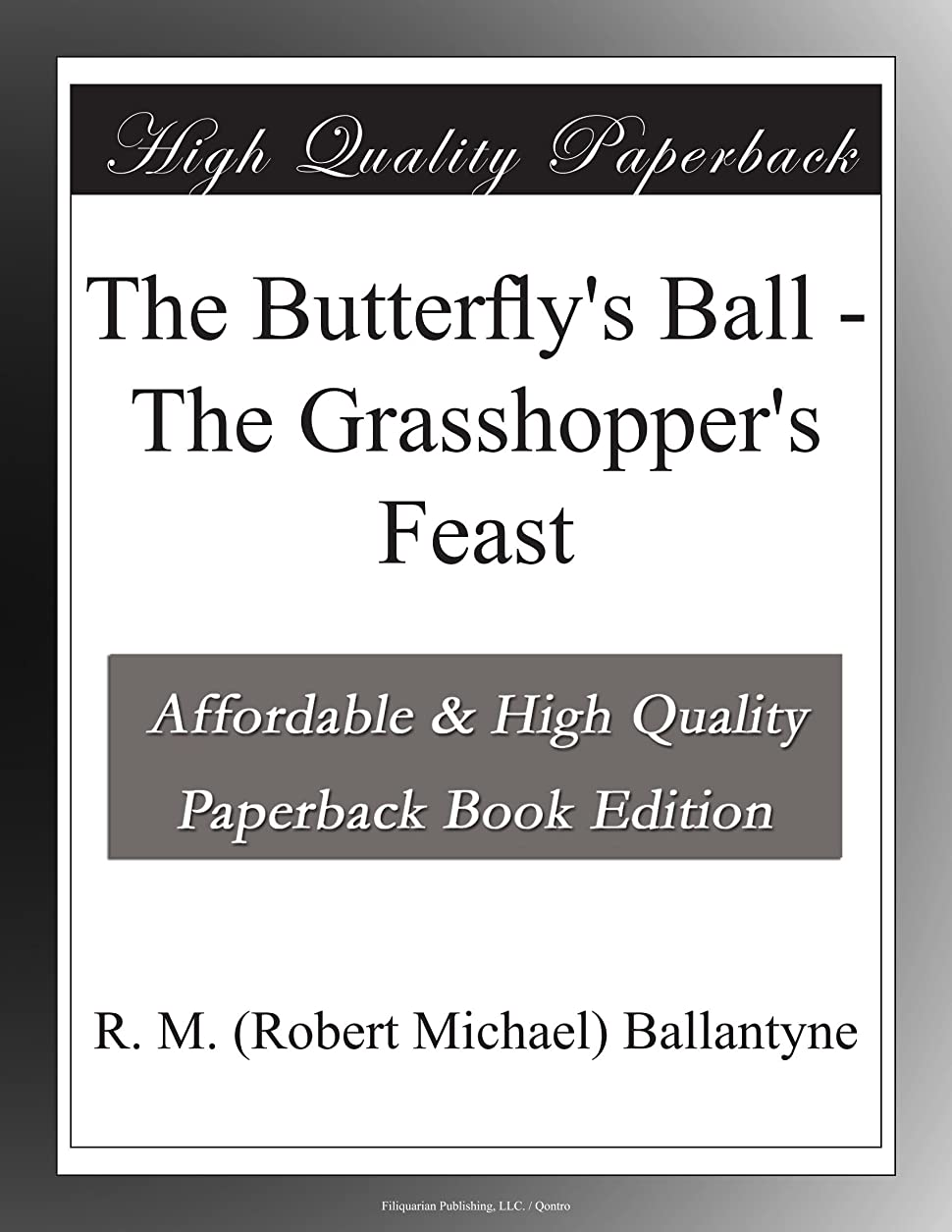 はっきりと戻す探偵The Butterfly's Ball - The Grasshopper's Feast
