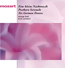 Mozart: Eine kleine Nachtmusic, Posthorn Serenade, Six German Dances Essential Classics