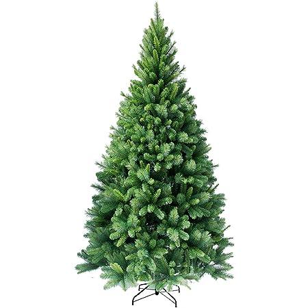 Künstlicher Weihnachtsbaum 180cm 210cm Tannenbaum Christbaum Tanne Baum Schnee