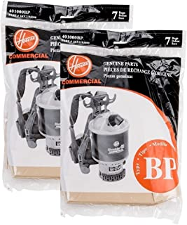 Top Vacuum Parts Hoover Shoulder Vac and Back Pack Type Bp Bags (14 Bags)