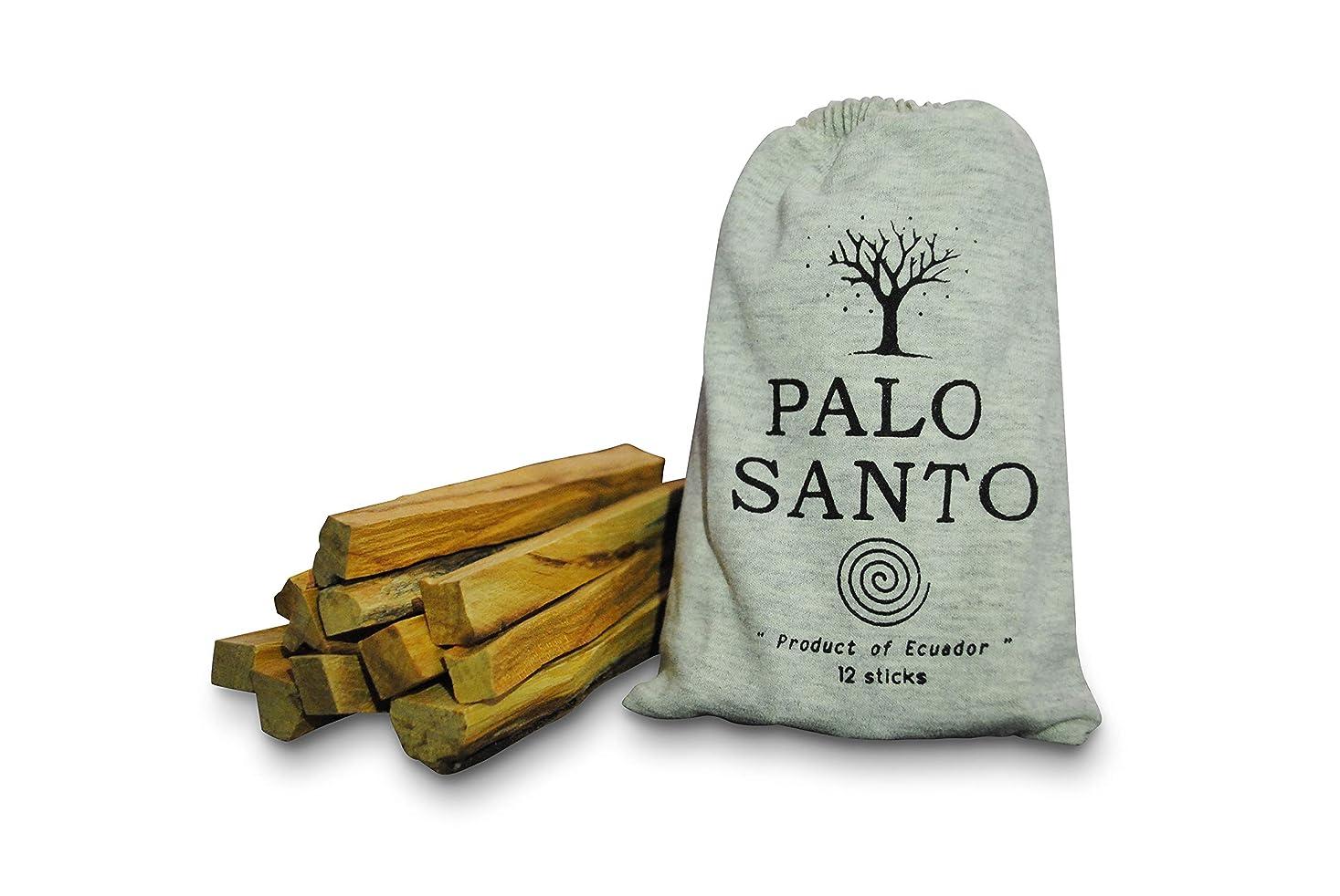 栄光り入場オルタナティブ ミラクル パロ サント スマッジスティック - 野生の収穫 聖なる木のお香 スマッジスティック
