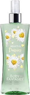 Body Fantasies Signature Hearts and Daisies Body Spray, 236 ml