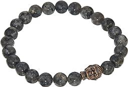 Buddha Bracelet with Labradorite