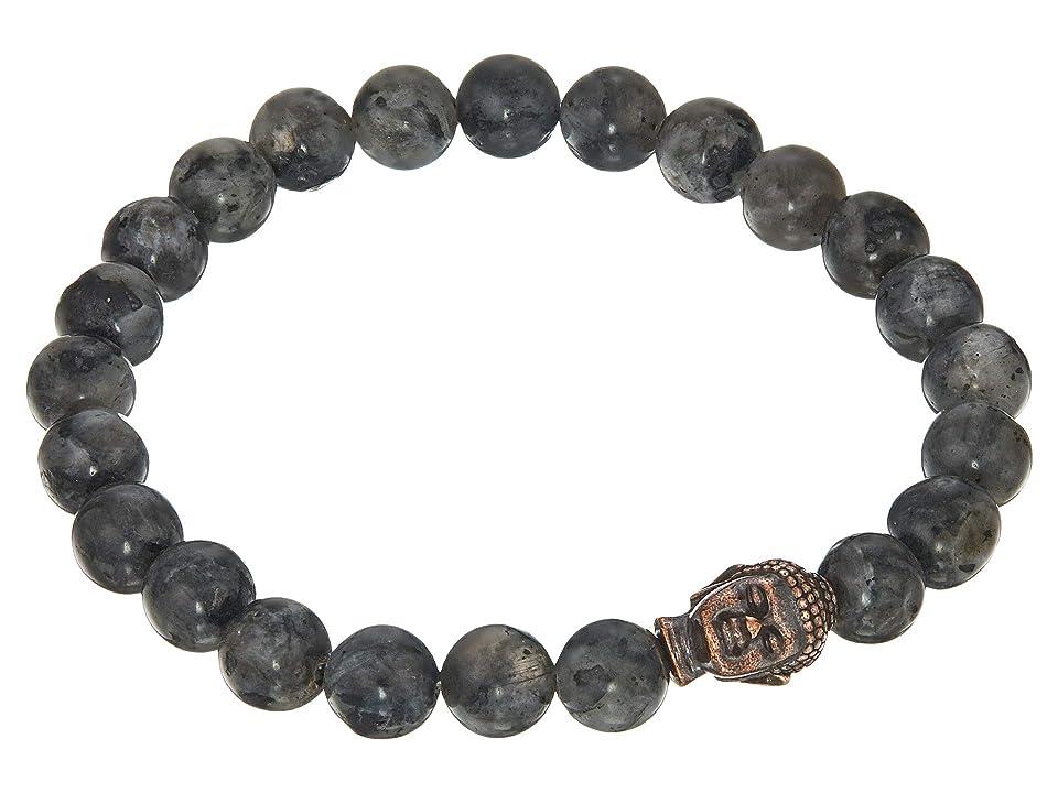 Dee Berkley - Dee Berkley Buddha Bracelet with Labradorite