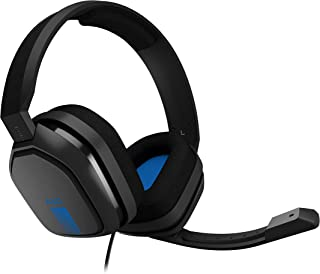 ASTRO Gaming A10 Headset PS4 GEN1, Grey/Blue, 33289 (PS4)