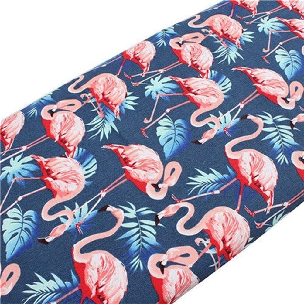Mrjg Lavable Tabla de Planchar Nueva Moderna Cubierta del algodón del Ajuste fácil Gruesa Almohadilla de Espuma Volver Opcionales Mesa de Hierro (Color : 1)