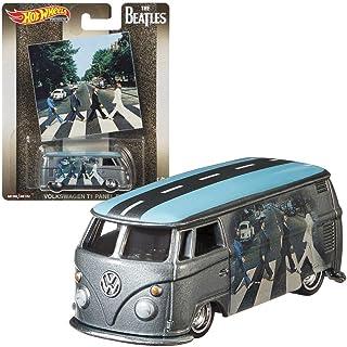 Hot Wheels Pop Culture The Beatles Premium Set | Vehículos