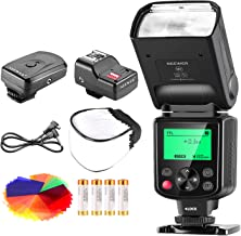 Neewer Pro i-TTLFlash Deluxe - Kit para cámara réflex Digital