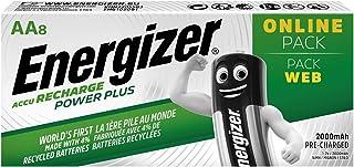 Energizer Recharge Power Plus-AA-batterijen. AA