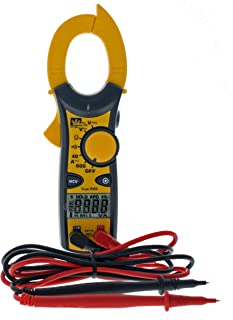 IDEAL INDUSTRIES INC. 61-746 Clamp Meter 600 Amp AC with NCV and TRMS, Voltage Indicator, CATIII for 600v