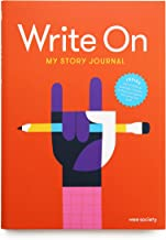 Write On: My Story Journal: A Creative Writing Journal for Kids (Wee Society)