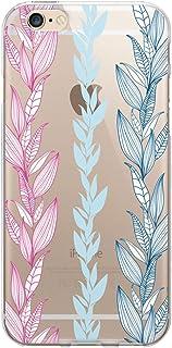 OTM Essentials Seaweed, iPhone 7 Clear Phone Case
