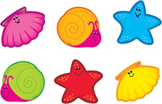 TREND enterprises, Inc. Seashore Friends Mini Accents Variety Pack, 36 ct