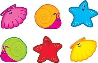 Trend Enterprises Inc. Seashore Friends Mini Accents Variety Pack, 36 ct