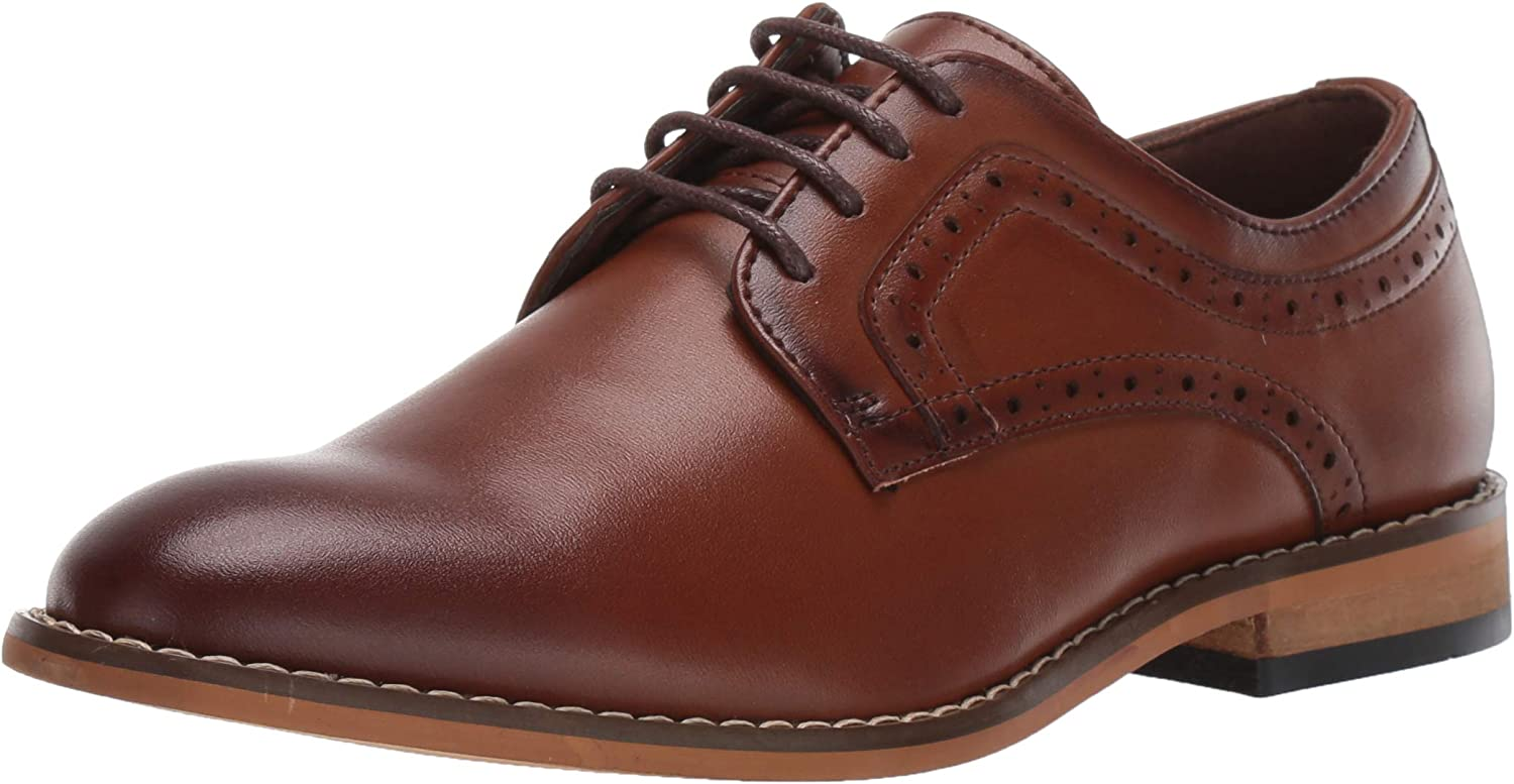 STACY ADAMS Unisex-Child Dickens Lace-up Oxford