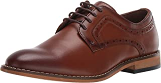 Stacy Adams Boys' Dickens Lace-Up Oxford