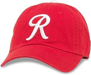 American Needle Ballpark 3Pacific Coast League BaseballCurved Brim Patch Baseball Hat