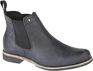 Land of Wood Woodland Mens Leather Dealer/Chelsea Boot