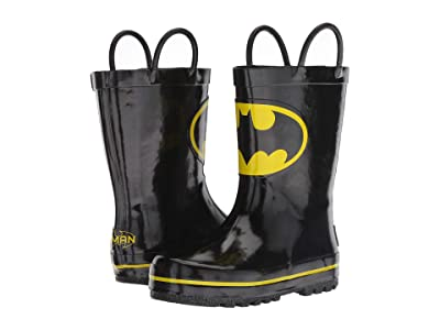 Favorite Characters 1BMF505 Batmantm Rain Boot (Toddler/Little Kid) (Black) Boy