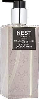 NEST Fragrances Scented Liquid Hand Soap- Cedar Leaf & Lavender , 10 fl oz
