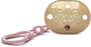 Suavinex Premium Soother Chain Pink L1