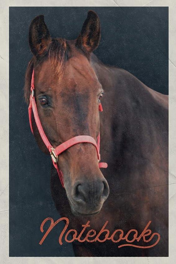 運命コンドームほとんどの場合Notebook: Horse Race betting Chic Composition Book Journal Diary for Men, Women, Teen & Kids Vintage Retro Design for Online Results and Notes