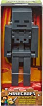 Minecraft Wither Skeleton Large Scale Pixelated Figure