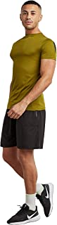 Contrast Shoulder Panel Activewear T-shirts 50514225 For Men SunBurn by Styli
