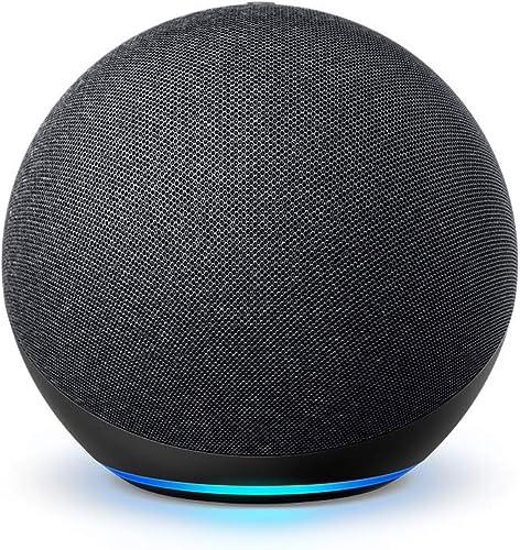 Nuevo Echo - Alexa maneja tu casa inteligente con su hub integrado – Negro