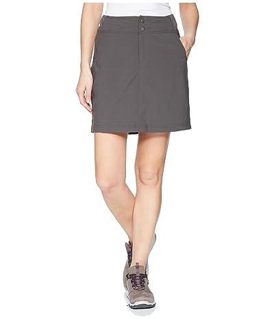 Royal Robbins Jammer Skirt (Asphalt) Women
