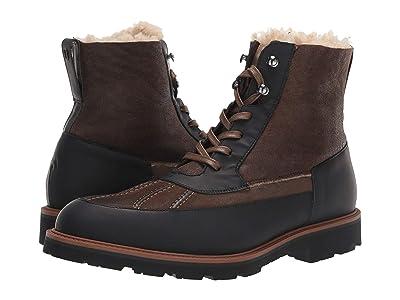 Ross & Snow Phillipe Waterproof Boot (Coffee) Men
