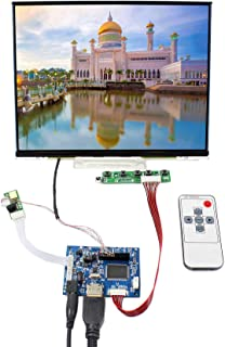 "VSDISPLAY 10.4"" IPS LCD Screen 10.4 inch 1024X768 Display LTD104EDZS with HDMI Controller Board VS-TY2660H-V1 (for DIY Mon..."