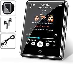 "32G MP3 Player JBHOO 2.8"" MP3 Bluetooth 5.0, MP3 mit Lautsprecher, FM Radio,.."