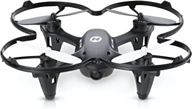 Holy Stone HS170C Mini RC Drone for Kids Adults and Beginners with HD 720P Camera and High Speed Remote Control Quadcopter with One Key Return Headless Mode 3D Flips 6 Axis Gyro Helicopter, Predator 2