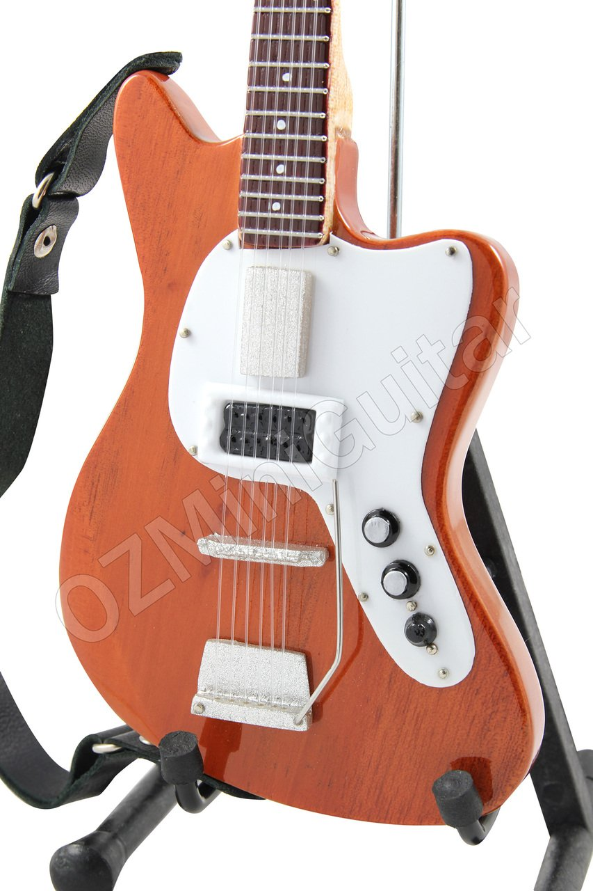 Stones Bill Wyman Framus - Guitarra en Miniatura: Amazon.es: Hogar
